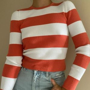 Micheal Kors Stripped Long Sleeve!